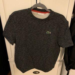 Lacoste Sport Grey Sweatshirt Top